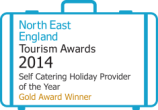 Self catering holiday provider of the year 2014