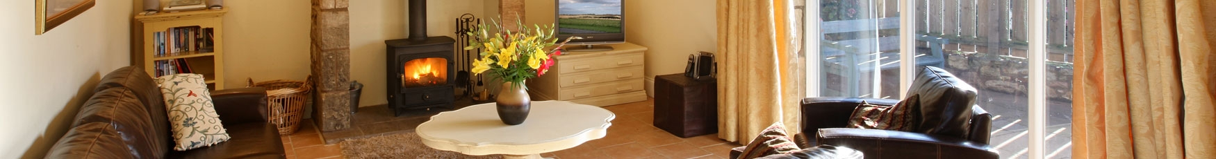 Self catering cottages Northumberland