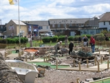 Crazy Golf Seahouses