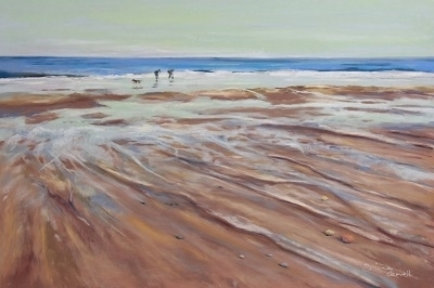 Working with Pastel - Fiona Carvell